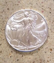 2011 American Eagle 1 Ounce 1 Oz Coin .999 Silver US Eagle