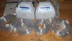 2 X Kendall Scd Express Sequential Compression System With 4 X Tubes Plus Manual