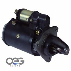 New Starter For Agco Gleaner Combine F3 433 Diesel 86-87 26363, 26363a, 26363a/j