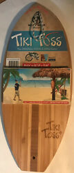 Mellow Militia Presents - Tiki Toss - The Original Hook And Ring Game - Brand New
