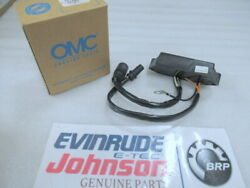 P53 Evinrude Johnson Omc 0582474 Power Pack Cd262l Oem New Factory Boat Parts