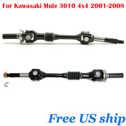Pair Of Assembled Complete Rear Axles For Kawasaki Mule 2510/3000/3010/4000/4010