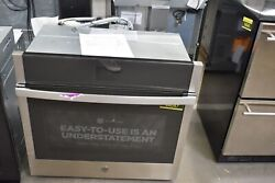 Ge Jts5000snss 30 Stainless Single Wall Oven Nob 94047 Hrt