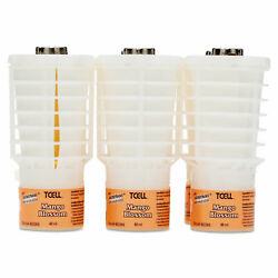 Rubbermaid Commercial Tcell Microtrans Odor Neutralizer Refill, Mango Blossom,