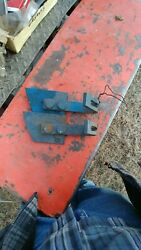 Ford 3 Point Hitch Disc Scrapers Tillage Nos New