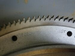 Lycoming 75030 Flywheel And Ring Gear