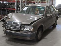 Engine Out Of A 1991 Mercedes 300e 4matic 3.0l Motor With 107,874 Miles