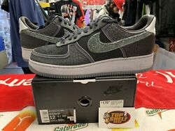 Nike Air Force 1 Low A Ma Maniere Hand Wash Cold Size 12 Ds Authentic Rare Retro