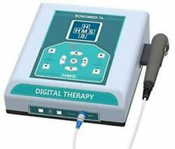 Professional Use Ultrasound Therapy+electrotherapy 4 Pole Interferential Therapy