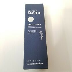Too Cool For School Rules of Mastic Mild Facial Cleanser 150 ml 5.07 Fl Oz $33.47