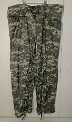 Orc Industries Army Acu Digital Improved Rainsuit Trousers Large