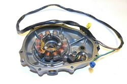 1999 - 2006 Kawasaki Stx Sts Stator With Cover Oem 21003-3736