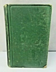 The Three Bernices By Amanda Metcalf Bright 1869 First Edition Hc Rare Book