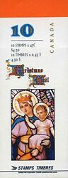 Canada Stamp Booklet - Bk202 Our Lady Of The Rosary, By Guido Nincheri 1997...