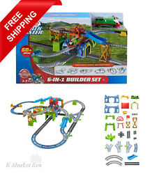 Toys Train Track Set Kids Children Motorized Trackmaster Thomas And Friends Play