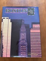 Boston : In a Class by Itself Large Coffee Table Book Great Condition amp; Picture
