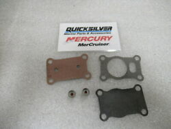 R52 Mercury Quicksilver 21-22974a3 Check Valve Assy Oem New Factory Boat Parts