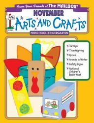 November Monthly Arts And Crafts, The Mailbox Books Staff, Good Book