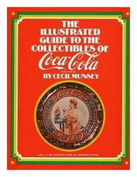 Illustrated Guide To Collectible Bottles, Munsey, Acceptable Book
