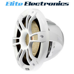 Fusion Marine Sg-sl102spw 10and039and039 Sports White Subwoofer 010-02435-10