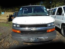 No Shipping Passenger Rear Back Door With Window Opt A18 Fits 96-18 Express 25