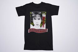 Vintage 80s U2 War American Tour Double Sided Shirt Size Small