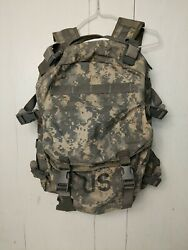 Us Military Army Acu 3 Day Assault Pack Molle Straps