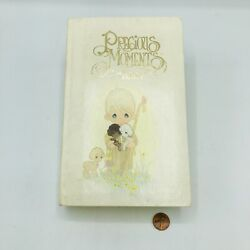 Precious Moments Bible Illustrated 1985 Vintage Nkj Version Childrens Book