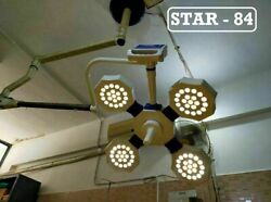 Led Or Lamp Surgical Uv And Ir Rays Protects Lights Operation Theater Star 84