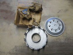 1973 Ktm Penton Nos Outer Clutch Basket And Pressure Plate New 5132006099