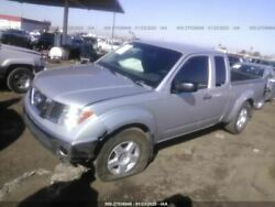 2005-2010 Nissan Frontier Rear Axle Assembly-2.94 Ratio 2xw/o Off Road Package