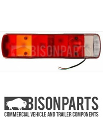 +fits Scania P Series 1995-2004 Rear Combination Lamp Passenger Side Lh Bp90-056