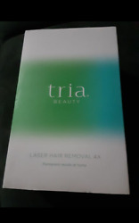 New Tria 4x Hair Removal Laser White And Green