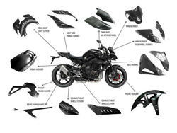 Dry Carbon Fiber Whole Body-work Covers Panels Fairings For Yamaha Fz-10 Mt-10