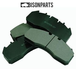 Volvo Psv Bus B7r B7rle On Wards Front And Rear Axle Brake Pad Set 29174 - New