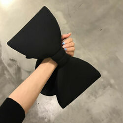 Designer Women Handbags Bow Day Clutches Bag Ladies Evening Party Clutches R3E4 $15.99