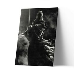 Nazgul Canvas Art Print Lord Of The Rings Wall Art Lotr Poster Painting Decor