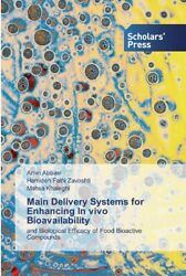Main Delivery Systems For Enhancing In Vivo Bioavailability