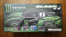 Traxxas Slash 4x4 Monster Energy Limited Edition Brand New Factory Sealed.