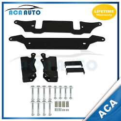 Front Left Right Wheel Bearing Hub Assembly W/abs For Ford F-150 Expedition 4wd