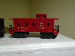 Lionel 6456 Lehigh Valley And 6257 Caboose
