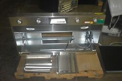 Thermador Ph48gs 48 Stainless Wall Chimney Range Hood Nob 46921