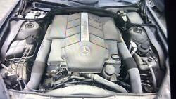 03 04 05 06 Mercedes Sl500 230 Type Engine Motor 55k Free Local Delivery