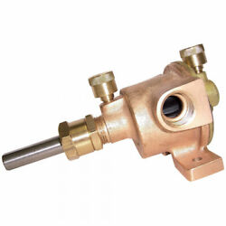 Fynspray Flexible Impeller Pump With 3/4 Inch Double Plain Bearing