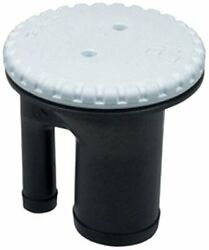Straight Neck Vented Fuel Fill Fits 1-1/2 Vent Hose Gas Application Polymer Cap