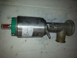 Alfa Laval Tri Clover 761tr-10m-20s-1 1/2-u-316l ... As In Picture Food Stainles