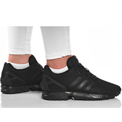 Adidas ZX Flux Black Women S82695 Genuine trainers GBP 47.99