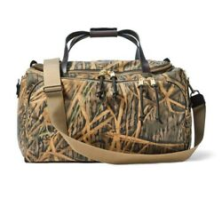 New W/tags Filson Excursion Bag Waxed Cotton Tin Cloth Shadow Grass Msrp 425