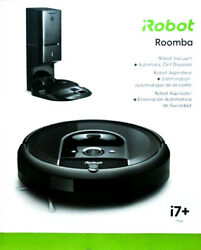 Brand New Irobot Roomba I7+ Wi-fi Robot Vacuum With Automatic Dirt Disposal
