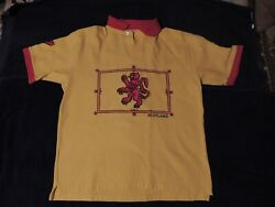 Scotland Jersey Vintage Large Classicno Pulls No Holes Great Jersey